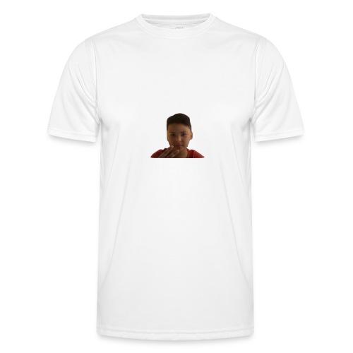 WIN 20170901 115015 burned 1 - Functioneel T-shirt voor mannen