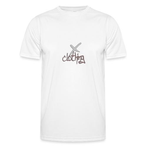 xclothing - Camiseta funcional para hombres