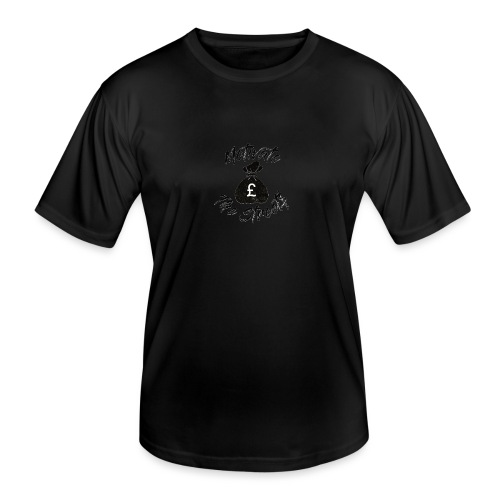 Motivate The Streets - Men's Functional T-Shirt