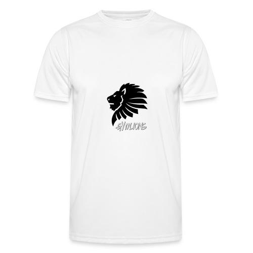 Gymlions T-Shirt - Männer Funktions-T-Shirt
