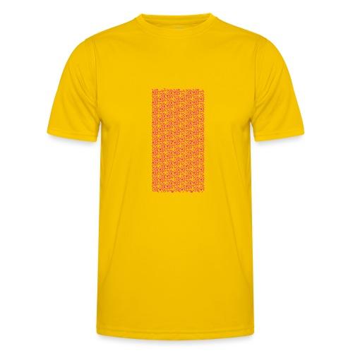 Fluo Sghiribizzy - Maglietta sportiva per uomo