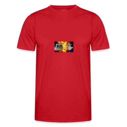 TGCHICKEN VS POLLO - Maglietta sportiva per uomo