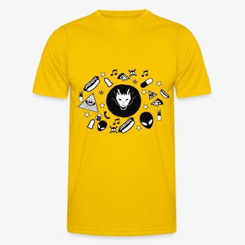TRIPPY - Functioneel T-shirt voor mannen