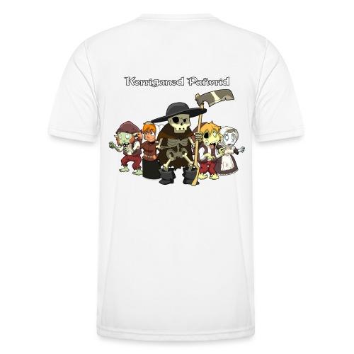 Kontadennoù ha mojennoù ar Marv - T-shirt sport Homme