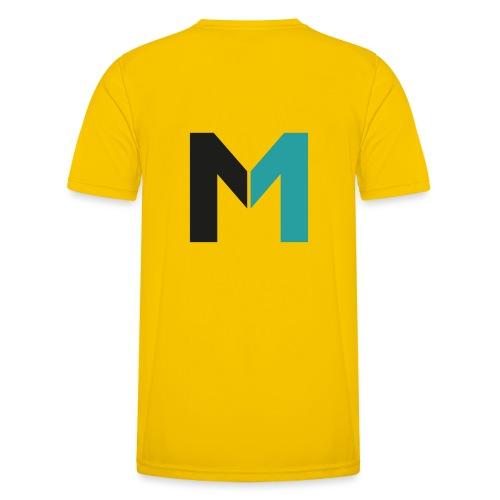 Logo M - Männer Funktions-T-Shirt