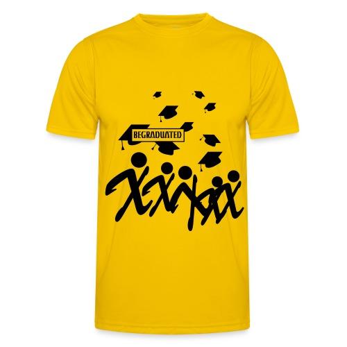BEGRADUATED - Functioneel T-shirt voor mannen