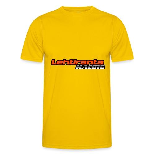 Lehtiranta racing - Miesten tekninen t-paita