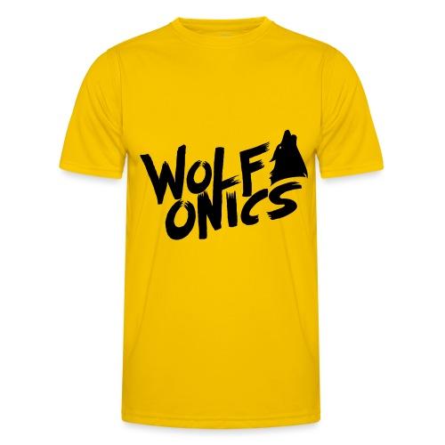 Wolfonics - Männer Funktions-T-Shirt