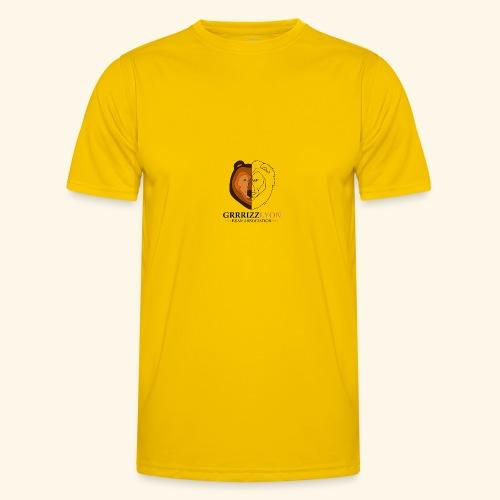 Grrrizzlyon - T-shirt sport Homme