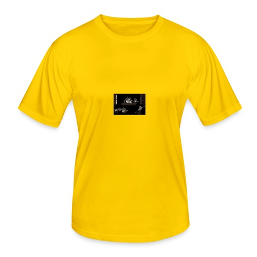 Rock_Stars_on_Stage_NEW - Men's Functional T-Shirt