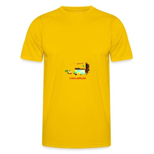 maerch print ambulance - Men's Functional T-Shirt