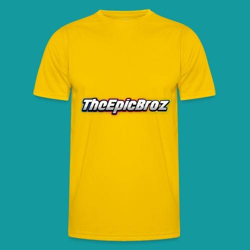 TheEpicBroz - Functioneel T-shirt voor mannen