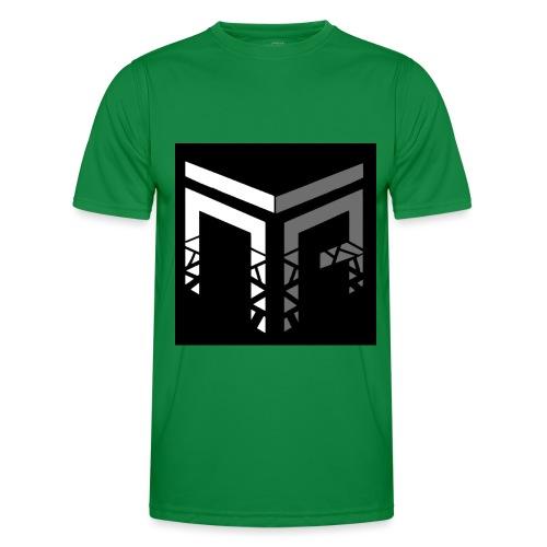 NAYRO SUMMER COLLECTION - Functioneel T-shirt voor mannen