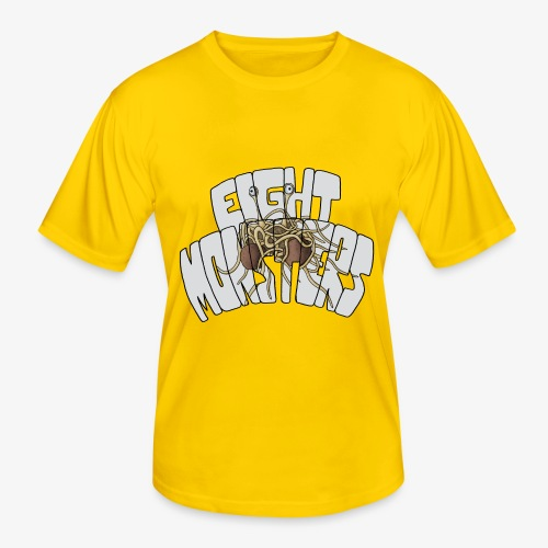 Eight Monsters - T-shirt sport Homme