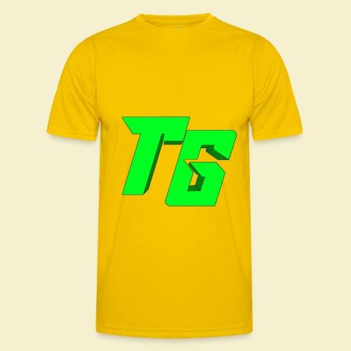 TristanGames logo merchandise [GROOT LOGO] - Functioneel T-shirt voor mannen