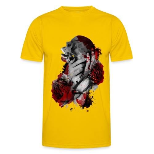 skullgirl - Camiseta funcional para hombres