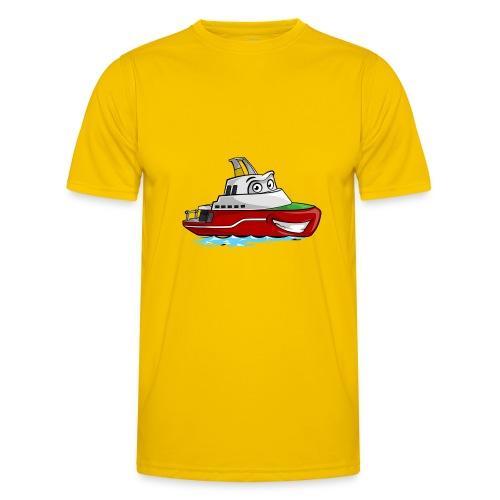 Boaty McBoatface - Men's Functional T-Shirt