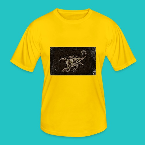 skorpion_grafika-jpg - Funkcjonalna koszulka męska