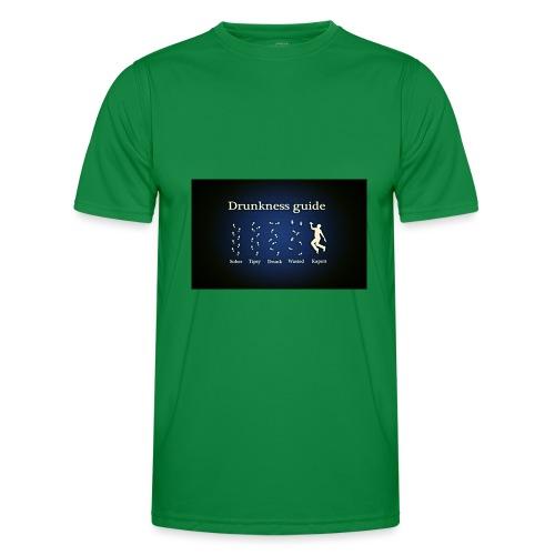 DRUNK - Functioneel T-shirt voor mannen