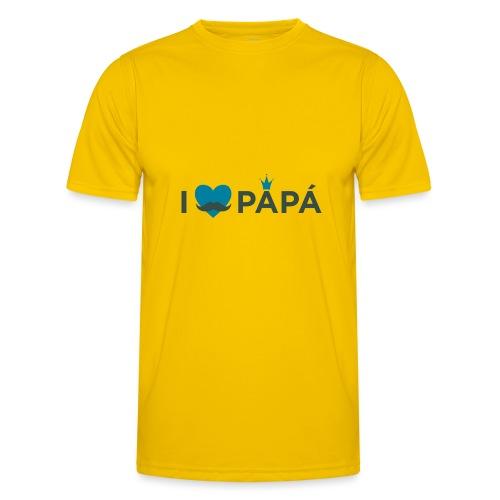 ik hoe van je papa - T-shirt sport Homme