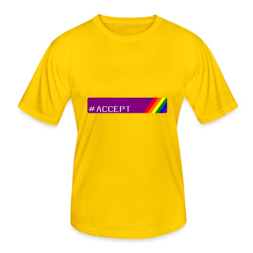 79 accept - Männer Funktions-T-Shirt