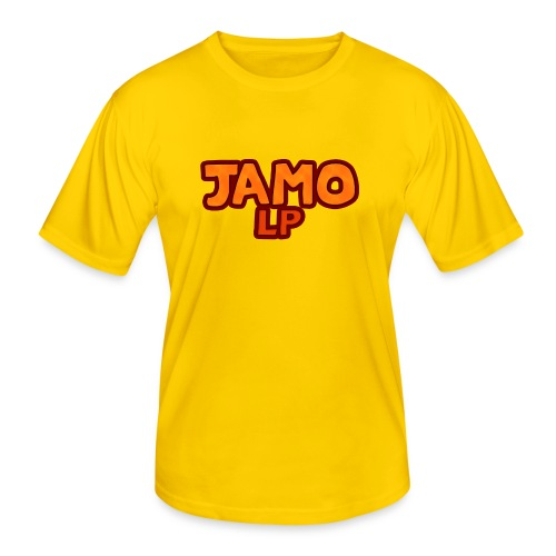 JAMOLP Logo T-shirt - Funktionsshirt til herrer