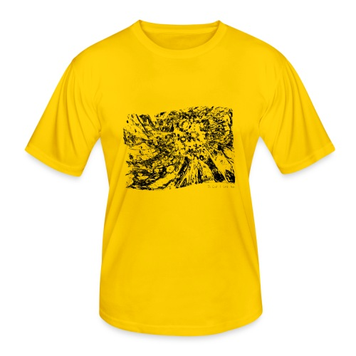 The Land Is Good Here - Men's Functional T-Shirt