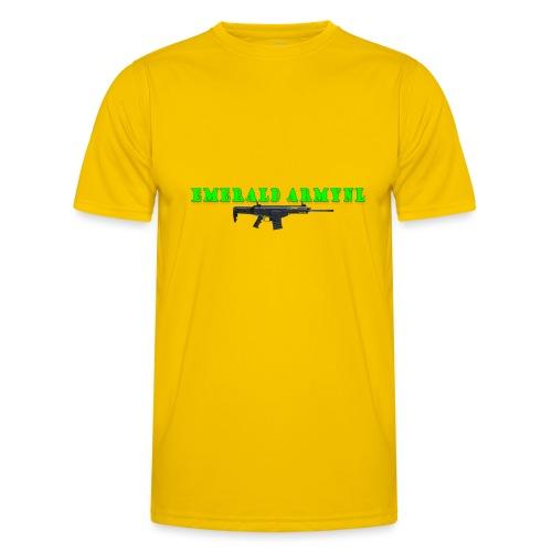 EMERALDARMYNL LETTERS! - Functioneel T-shirt voor mannen