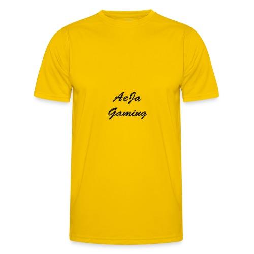 ae - Miesten tekninen t-paita