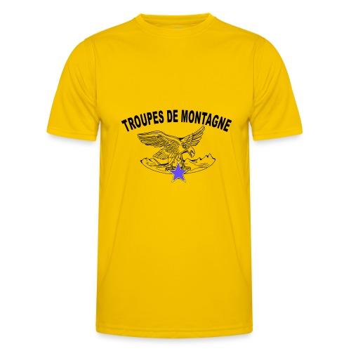 choucasTDM dos - T-shirt sport Homme