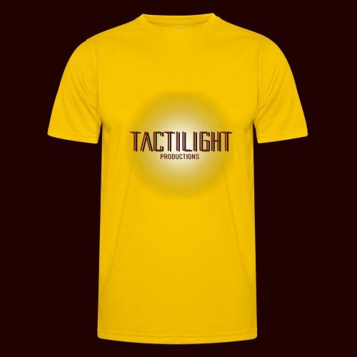 Tactilight Logo - Men's Functional T-Shirt