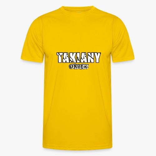 Takiany's Tshirt - Functioneel T-shirt voor mannen