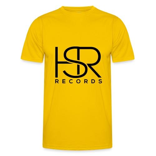 HSR RECORDS - Maglietta sportiva per uomo