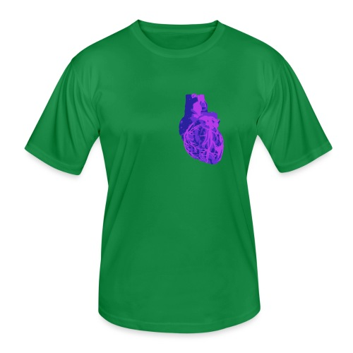 Neverland Heart - Men's Functional T-Shirt