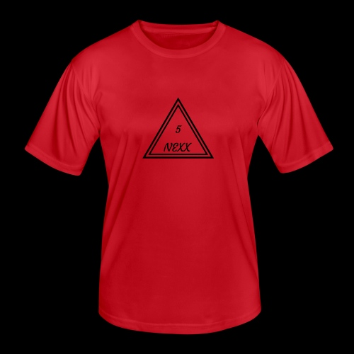 5nexx triangle - Functioneel T-shirt voor mannen