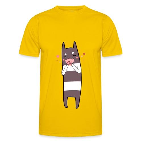 Donut Monster - Men's Functional T-Shirt