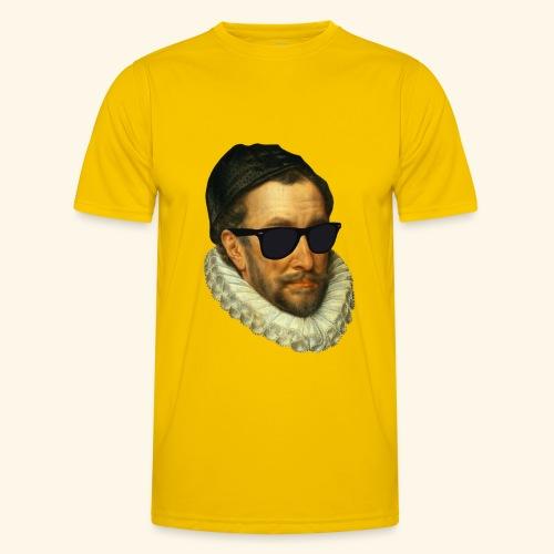 Fijn Uitgedoste Barbaar (zonder tekst) - Functioneel T-shirt voor mannen