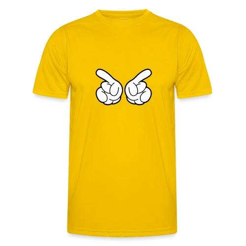 Main cool - T-shirt sport Homme