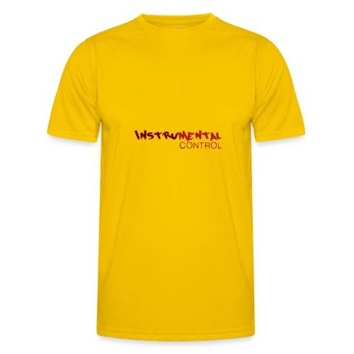 Controllo strumentale - Maglietta sportiva per uomo