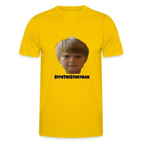 EppuTheStuntman - Miesten tekninen t-paita