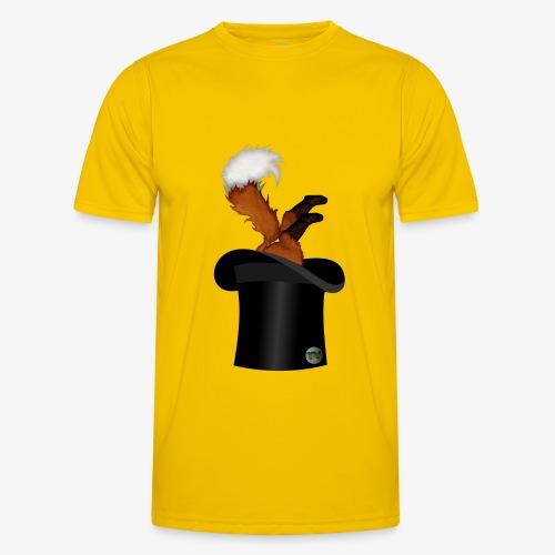 Mikkel Rev - Funksjons-T-skjorte for menn