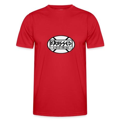 KRXSSED BASIC II - Functioneel T-shirt voor mannen