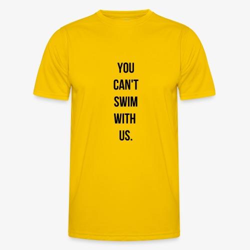 swim - T-shirt sport Homme