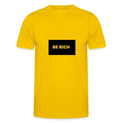 BE RICH REFLEX - Functioneel T-shirt voor mannen