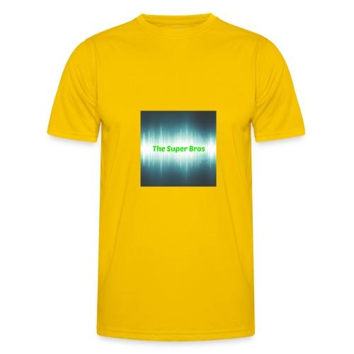 The Super Bros - Standard Fan trøje - Funktionsshirt til herrer