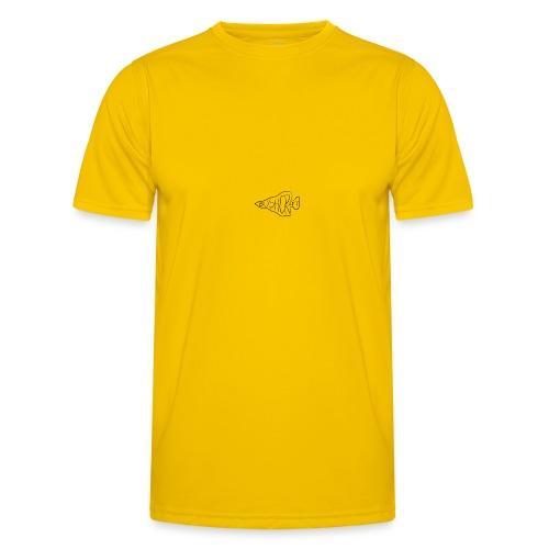 bushcraft logo - Maglietta sportiva per uomo