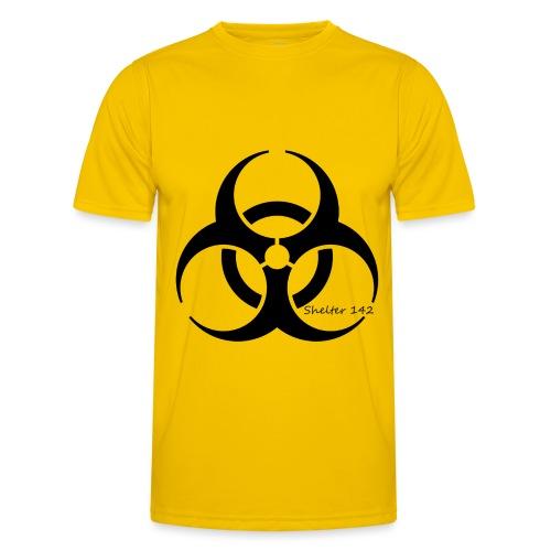 Biohazard - Shelter 142 - Männer Funktions-T-Shirt