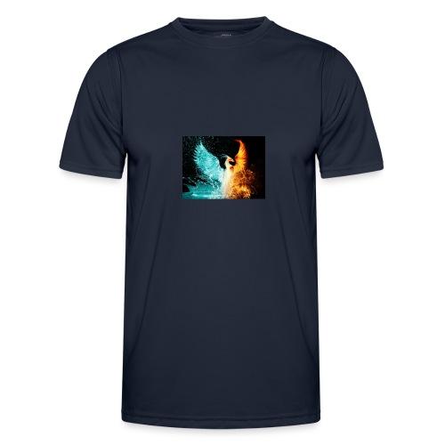 Elemental phoenix - Men's Functional T-Shirt