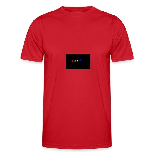 Gaiz - Maglietta sportiva per uomo