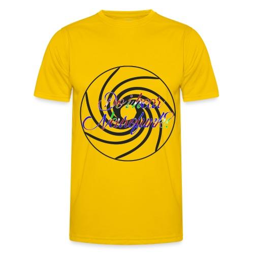 Do I hear Neurofunk? - Männer Funktions-T-Shirt